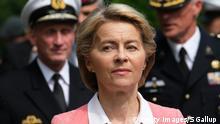 Schwielowsee Ursula von der Leyen Bundeswehr Foreign Operations Command