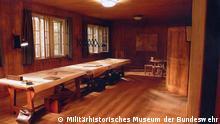 Ausstellung Der Führer Adolf Hitler ist tot im Militärhistorischen Museum der Bundeswehr in Dresden | Lagerbarake