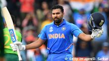 Rohit Sharma Cricket (Getty Images/D. Sarkar)