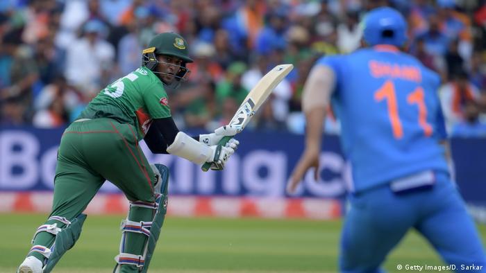 Cricket World Cup Bangladesch Indien
