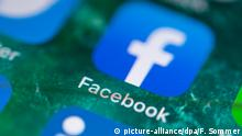 Facebook (picture-alliance/dpa/F. Sommer)