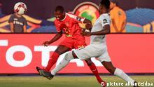 Afrika-Cup: Guinea-Bissau vs Ghana