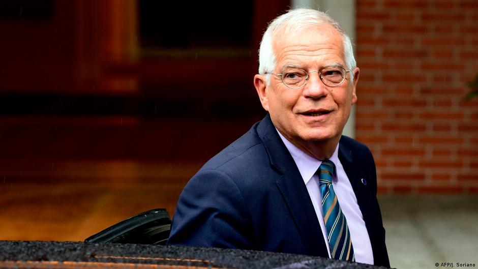 Spanien Außenminister Josep Borrell
