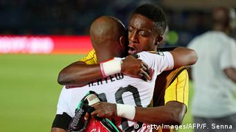 Ghana overcame Guinea-Bissau to top the group