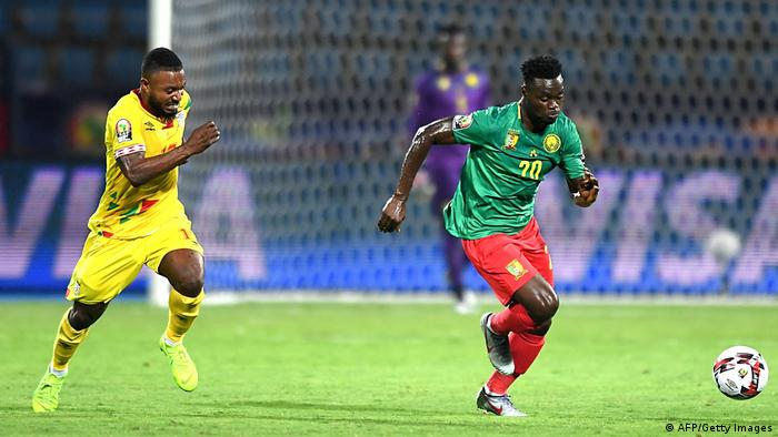 Cameroon are through to the last 16, where they will face Nigeria