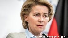 Ursula von der Leyen Verteidigungsministerin