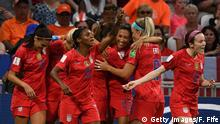 England, USA, Semi Final - 2019 FIFA Women's World Cup France