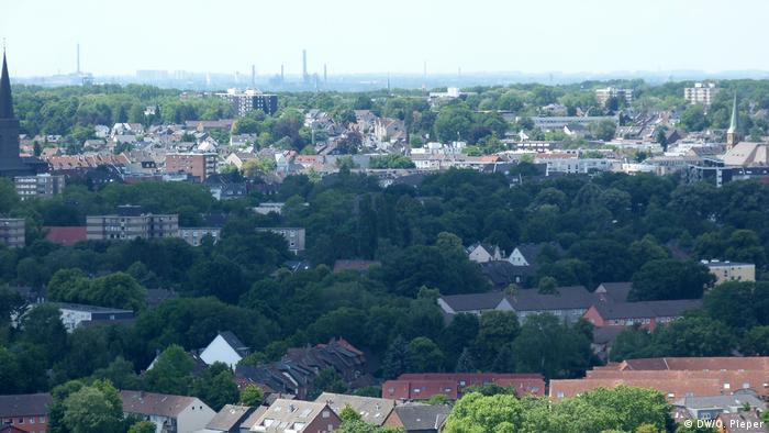 Panorama grada Bottropa