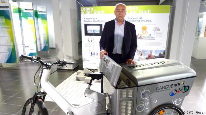 Burkhard Drescher, direktor projekta InnovationCity u Bottropu
