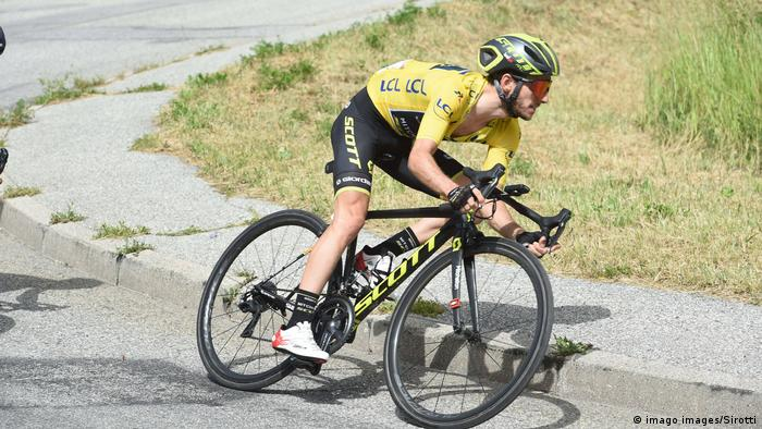Radsport | Adam Yates | Criterium du Dauphine (imago images/Sirotti)