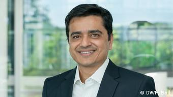 Khaled Muhiuddin (DW/P. Böll)