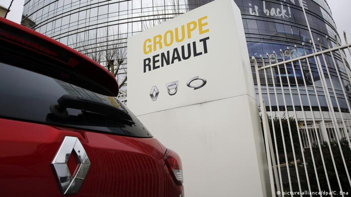 Renault in Frankreich (picture-alliance/dpa/C. Ena)