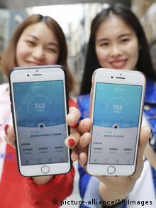 Mobiler Abrechnungsdienst deckt China ab