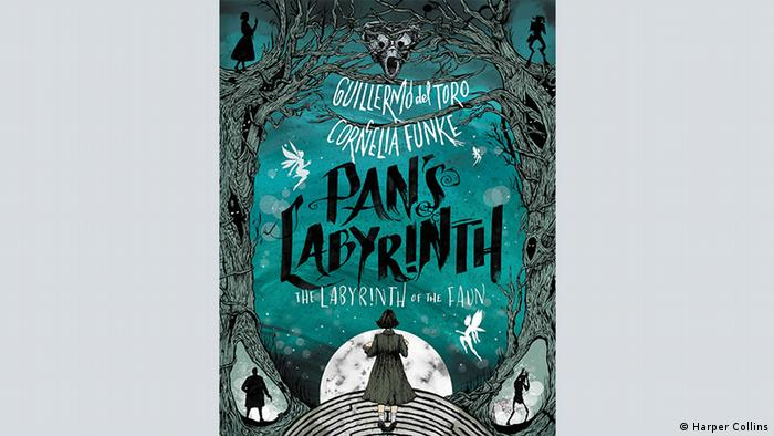 Buchcover Pan's Labyrinth: The Labyrinth of the Faun book cover by Harper Collins