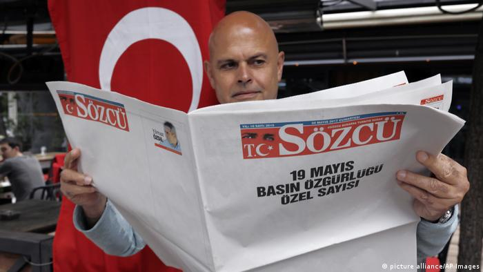 Turkey Opposition Newspaper (picture alliance/AP Images)