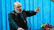 Hossein Salami Kommandeur der iranischen Revolutionsgarde