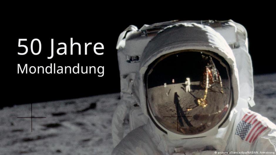 Mondlandung Vor 50 Jahren