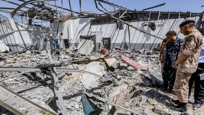BM raporunda, BAE'nin 2 Temmuz'da Trablus'da yaklaşık 50 kişinin ölümüne yol açan hava saldırısında rolü olduğu şüphesi yer alıyor.
