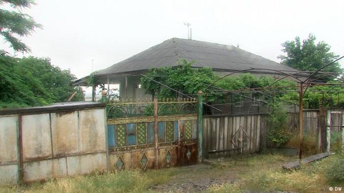 Дом в деревне Хурвалети
