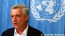 فیلیپو گراندی، کمیسار ملل متحد در امور پناهندگان