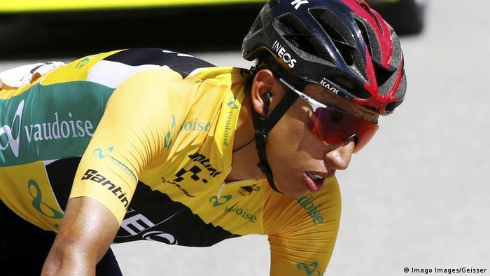 Radsport - Furkapass Tour de Suisse | Egan Bernal (Imago Images/Geisser)