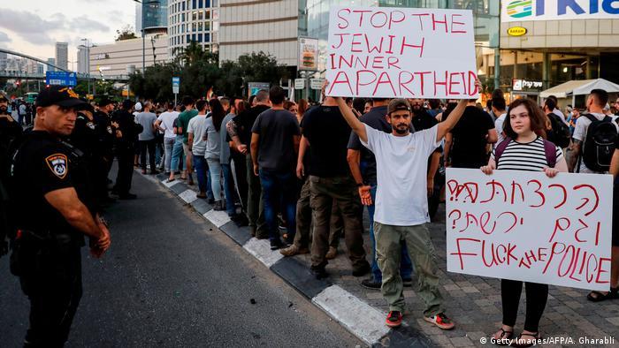 Israeli Ethiopians complain of systematic discrimination