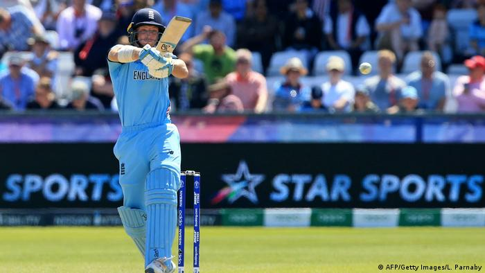 ICC Cricket World Cup 2019 | England vs. Neuseeland | Jos Buttler (AFP/Getty Images/L. Parnaby)