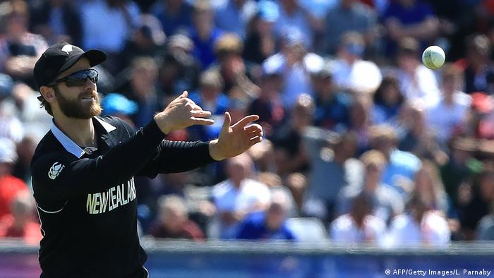 ICC Cricket World Cup 2019 | England vs. Neuseeland | Kane Williamson (AFP/Getty Images/L. Parnaby)