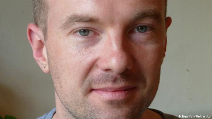Finn Brunton, professor at New York University and author of the book Digital Cash