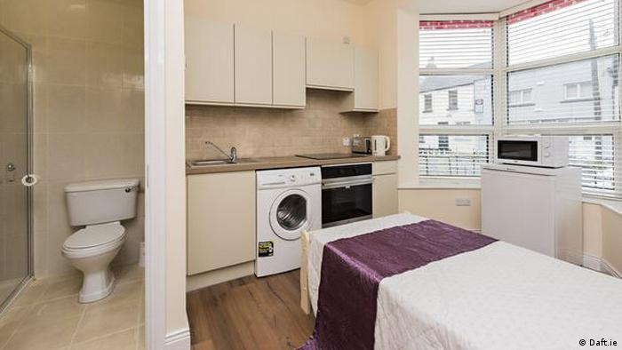 An apartment for rent in Dublin