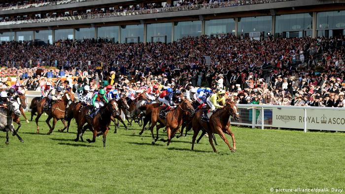Royal Ascot - Day Five - Ascot Racecourse (picture-alliance/dpa/A. Davy)