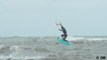 DW Euromaxx, Kitesurf-Ass mit 13: Capucine Delannoy
