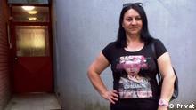 Snjezana Cujic, aus Serbien. ***ACHTUNG: grenzwärtige Bildqualität!****