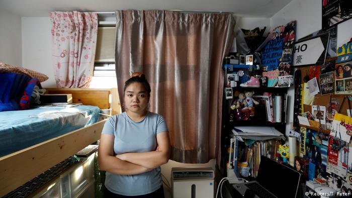 22-летняя студентка Залина Хо