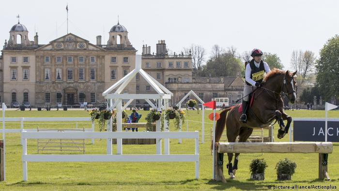 Großbritannien 2016 | Mitsubishi Motors Badminton Horse Trials (picture-alliance/Actionplus)
