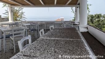 Το ιταλικό νησί Στρόμπολι