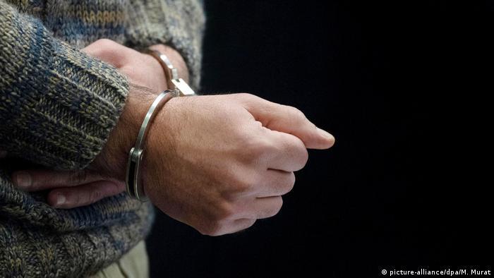 Prozess um mutmaßliche Kriegsverbrechen (picture-alliance/dpa/M. Murat)