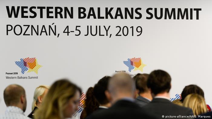 Polen Westbalkankonferenz in Poznan (picture-alliance/AA/O. Marques)