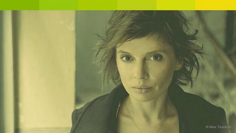 Українська письменниця Ірена Карпа