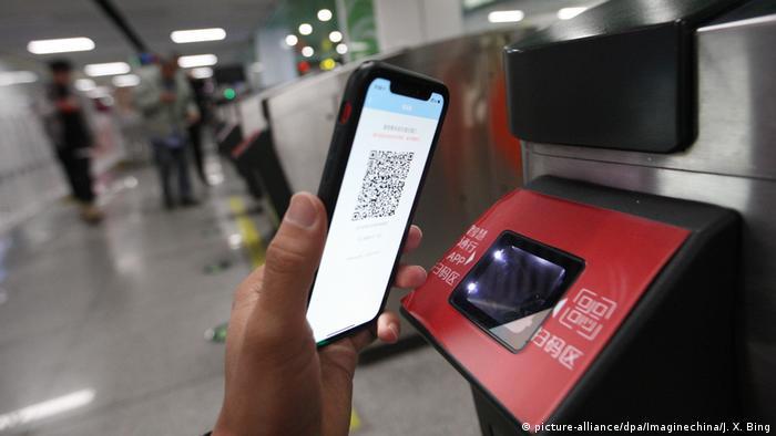 Symbolbild China: Regierung durchsucht Touristen-Handys per App