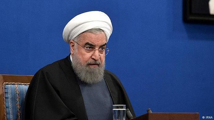 Iran   Präsident Hassan Rohani (IRNA)