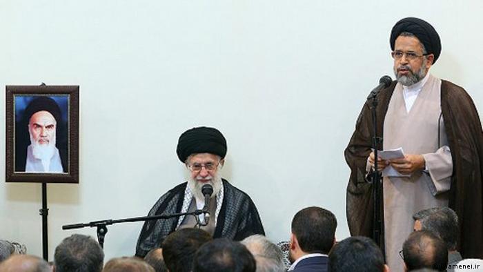 Iran |Sicherheitsminister Mahmoud Alavi | Ali Khamenei