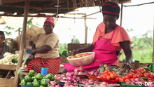 DW eco@africa solarbetriebene Kühlschränke