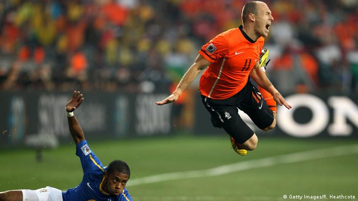 Arjen Robben (Getty Images/R. Heathcote)