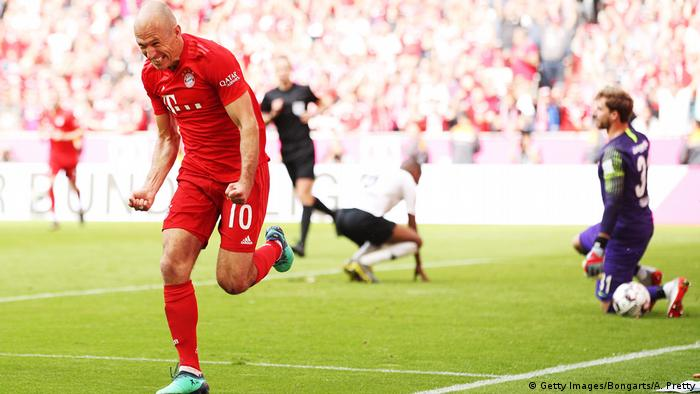 Arjen Robben (Getty Images/Bongarts/A. Pretty)