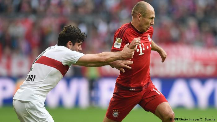 Arjen Robben (AFP/Getty Images/C. Stache)
