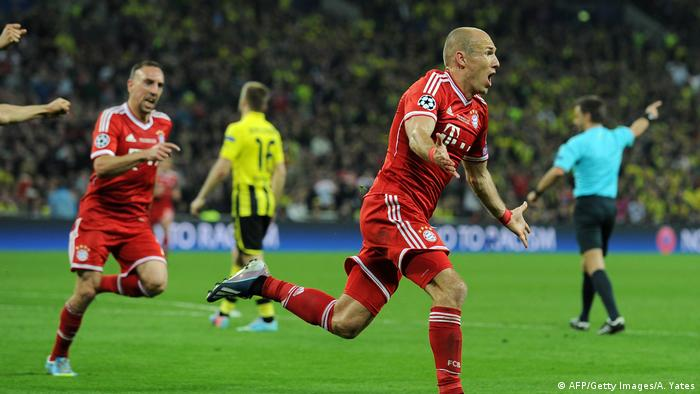 Arjen Robben (AFP/Getty Images/A. Yates)