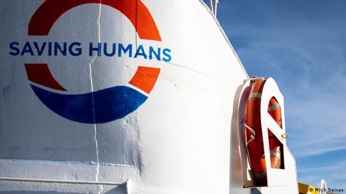 Mediterranea Saving Humans Logo