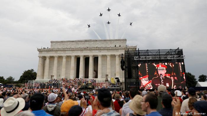 Святкування Дня незалежності США