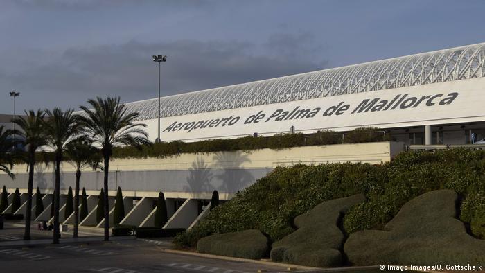 Zračna luka Palma de Mallorca